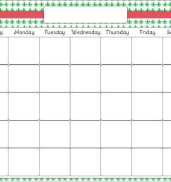 blank calendar clip art latest calendar  [ 1035 x 800 Pixel ]