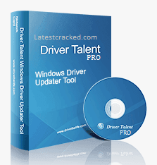 driver talent pro setup + crack