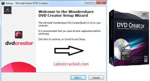 Wondershare DVD Creator Keygen