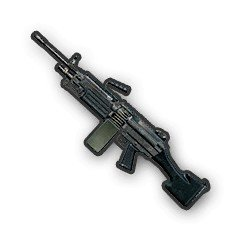 M249 best pubg weapons