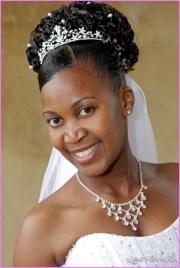 wedding hairstyles african