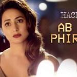 Ab Na Fir Se - Hacked Lyrics