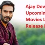 Ajay Devgn Upcoming Movies
