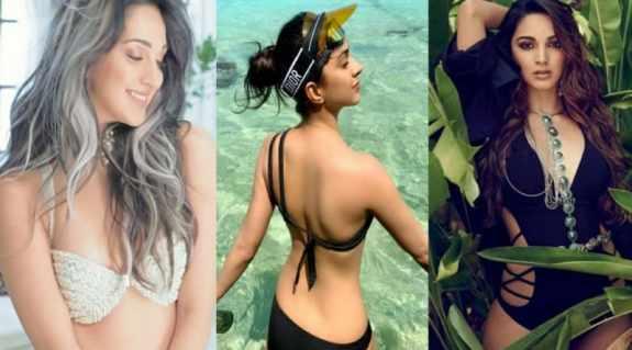 Kiara Advani Bikini Hot Images