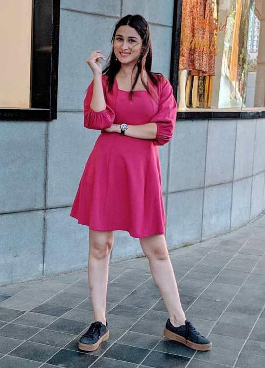 Actress Sheen Dass