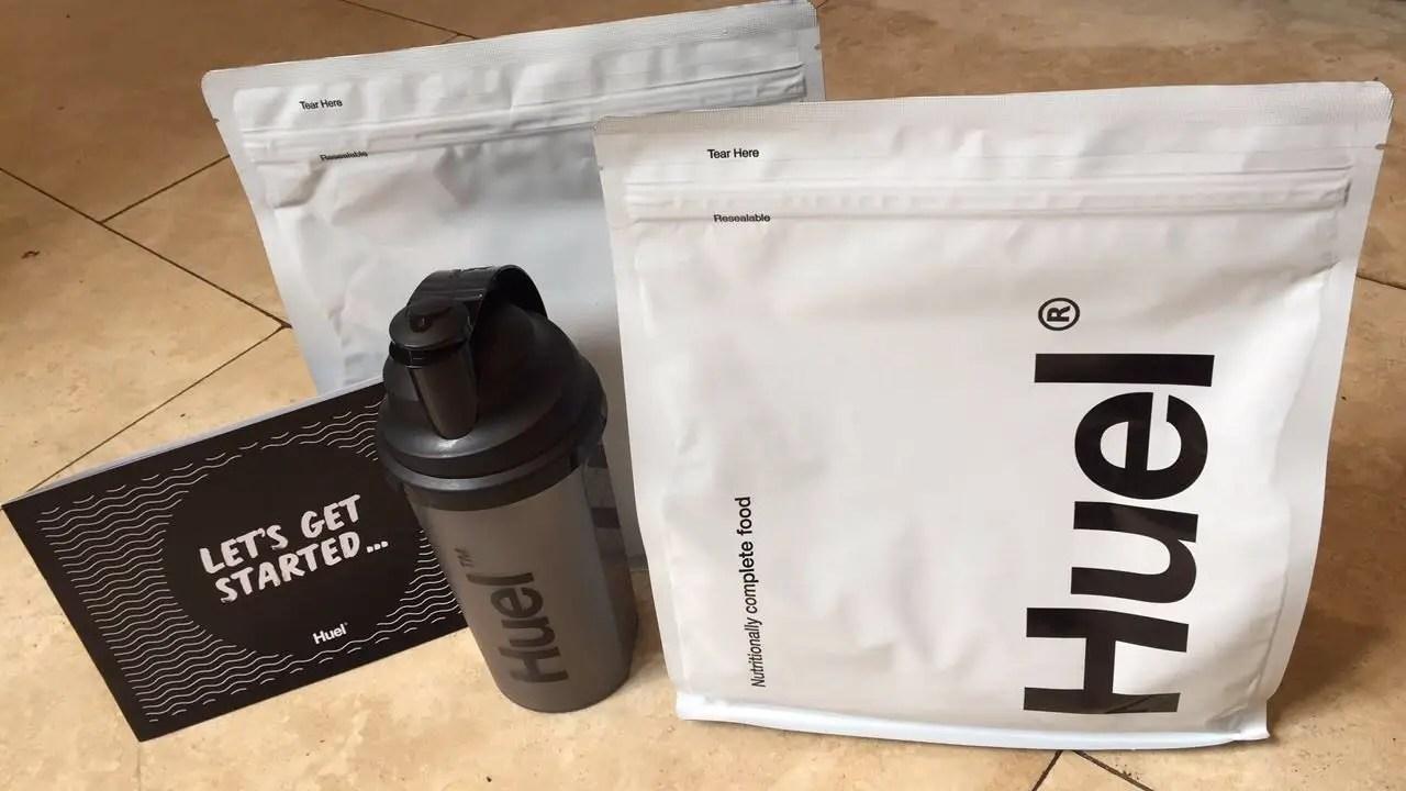 Huel Review Brand The European Flagship Latestfuels Vit Wp 100gram Vitamin Basic Kit
