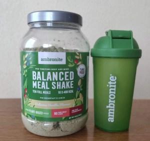 Balanced Shake Vanilla