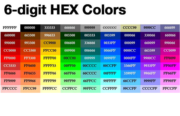 How to use Google search to convert RGB and hex color values