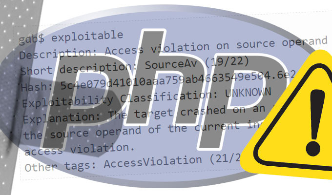 vulnerabilities in php