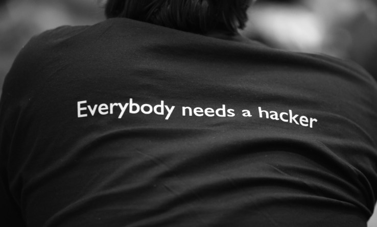 hackerone- t-shirt