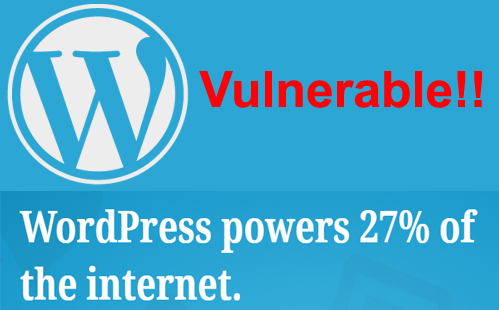 Millions of websites at risk, as Wordpress high level security flaw discovered