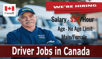 Truck Driver Jobs in Canada