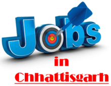 Current Jobs in Chhattisgarh