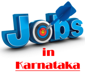 Current Jobs in Karnataka