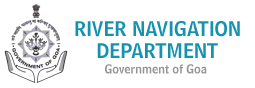 River Navigation Department Goa logo