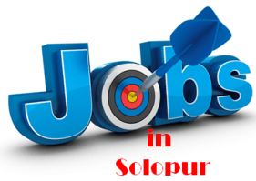 Jobs in Solapur