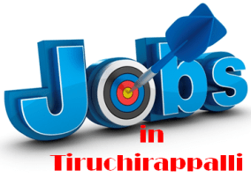 Jobs in Tiruchirappalli