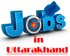 Current Jobs in Uttarakhand