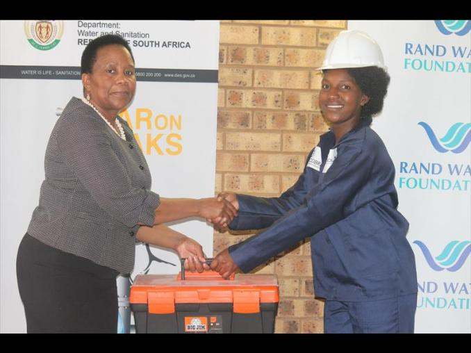 Image result for RAND WATER IS LOOKING FOR UNEMPLOYED YOUTH