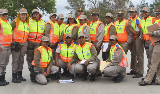 Traffic Officer Learnership  2018 / 2019 1