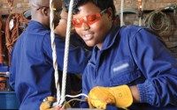 black woman fitter electrical mechanic instrumentation artisan learnership 1478668503
