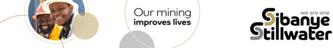 Sibanye-Stillwater: Learnership 18.2 Learner Miner- PT RPM 1