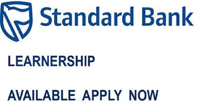 2019-2020 Standard Bank Learnership Opportunity 1