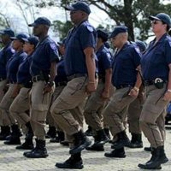 2019 / 2020 City of Cape Town Metro Police and Traffic Officer Learnership 1
