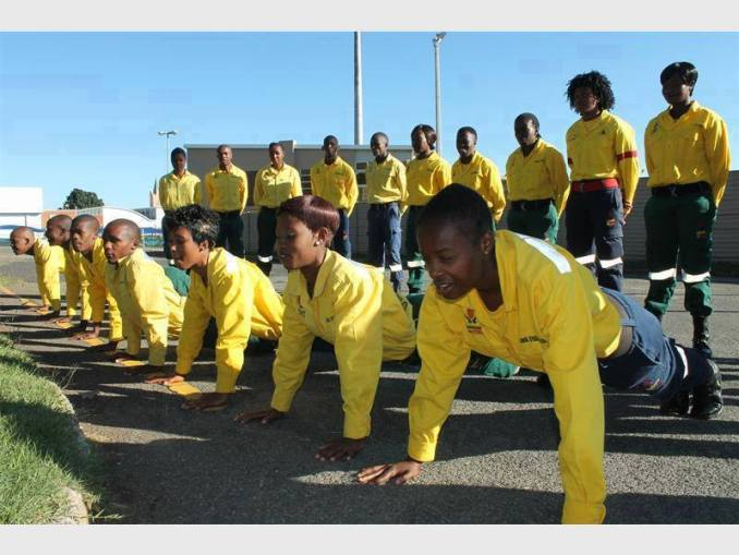 2020 Overberg District Municipality Fire Fighter Learnership Programme 1
