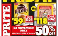 Shoprite Black Friday Specials 2019 and Prizes to be Won