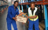 Warehouse staff