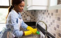 Domestic worker 1