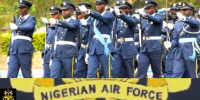 Nigerian Airforce Salaries