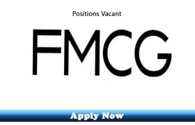 Jobs in a Leading FMCG Brand 2020 Apply Now