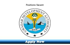 Jobs at Gwadar Development Authority Hospital Gwadar 2020