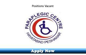 15 Jobs in Paraplegic Center Peshawar 2019 Apply Now