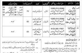 Pakistan post guard jobs