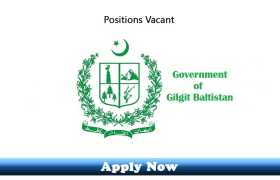 Jobs in Home & Prisons Department Gilgit Baltistan - Gilgit 2020