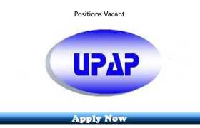 Jobs in NRSP / UPAP 2020 Apply Now