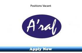 Jobs in Araf Pvt Ltd 2020 Apply Now