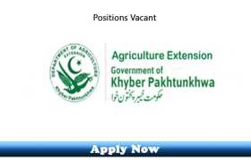 Jobs in District Director Department of Agriculture (Extension) Nowshehra 2020