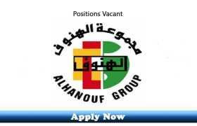 91 Urgent Jobs in Al Hanouf Contracting Co Ltd Saudi Arabia 2020 Apply Now