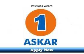 Jobs in Askar Oil 2020
