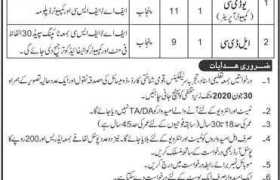 699 Aviation EME Battalion Quetta Cantt Jobs 2020