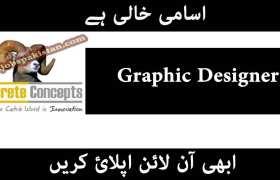 Concrete Concepts Private Limited Lahore Jobs 2020