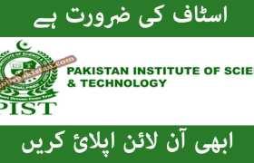 PIST College Rawalpindi Jobs 2020