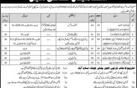 Pakistan Standards and Quality Control Authority Jobs 2020