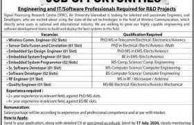 Air University Islamabad Campus Jobs 2020