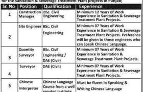 China Gansu International Corporation For Economic And Technical Cooperation CGICOP Jobs 2020