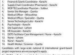 The Indus Health Network (IHN) Jobs 2020